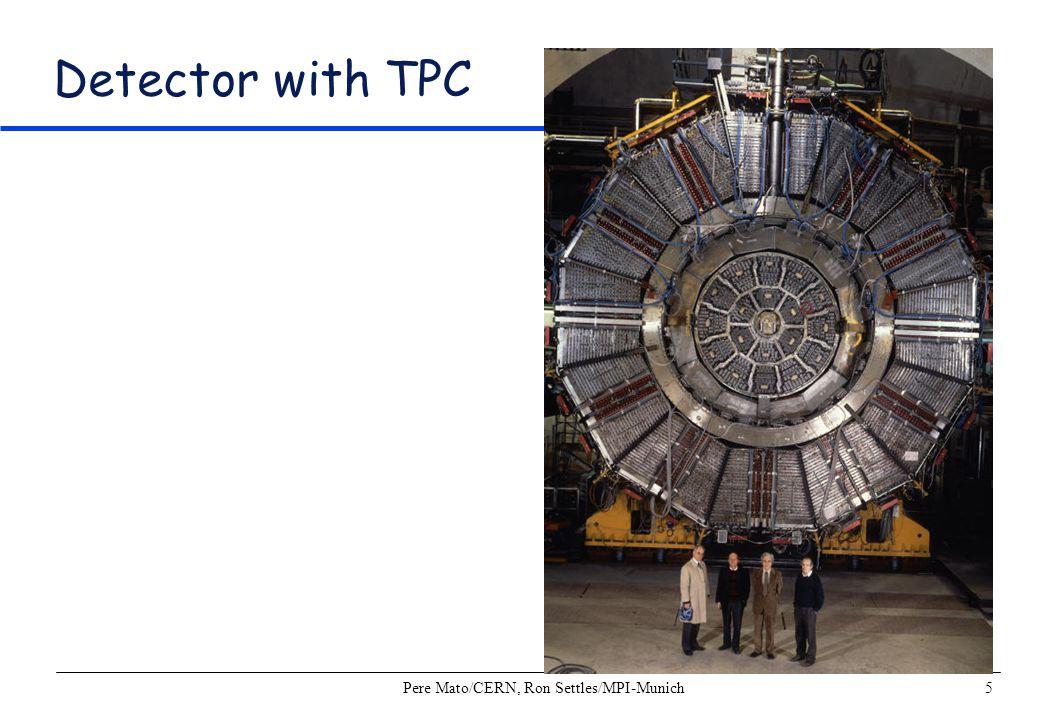 Pere Mato/CERN, Ron Settles/MPI-Munich