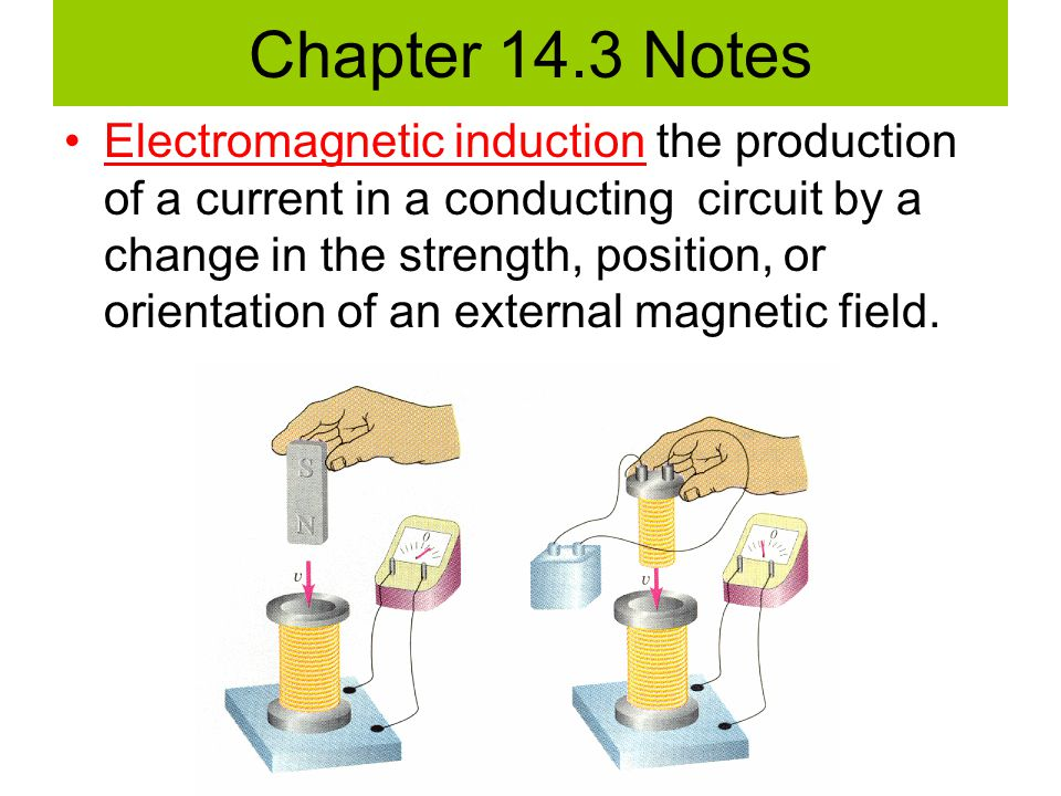 Chapter 14.3 Notes