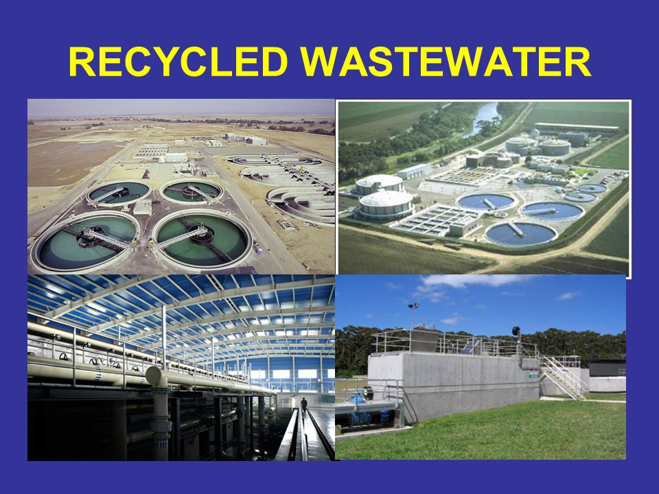 RECYCLED WASTEWATER