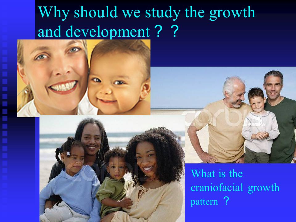 Why should we study the growth and development??
