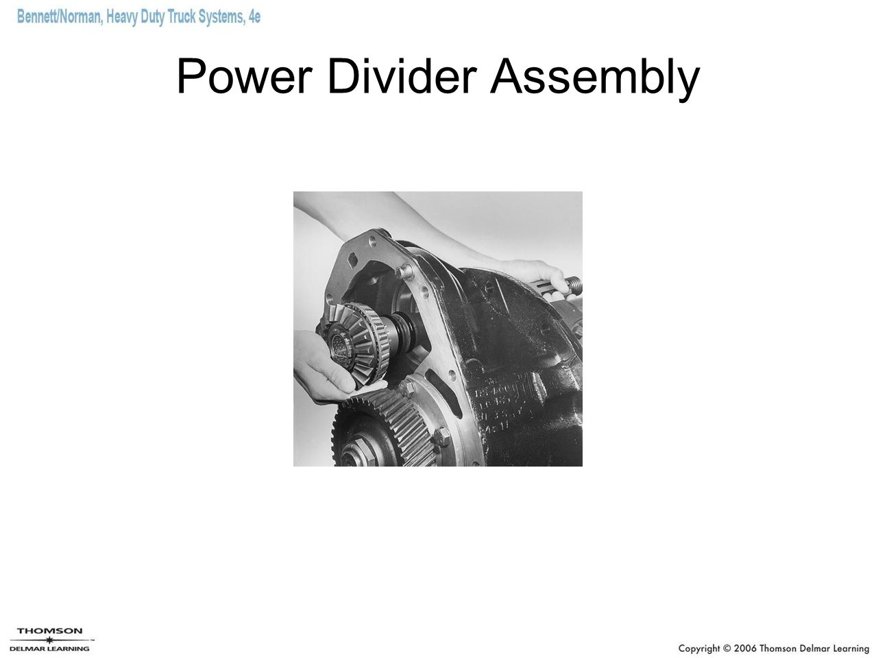 Power Divider Assembly