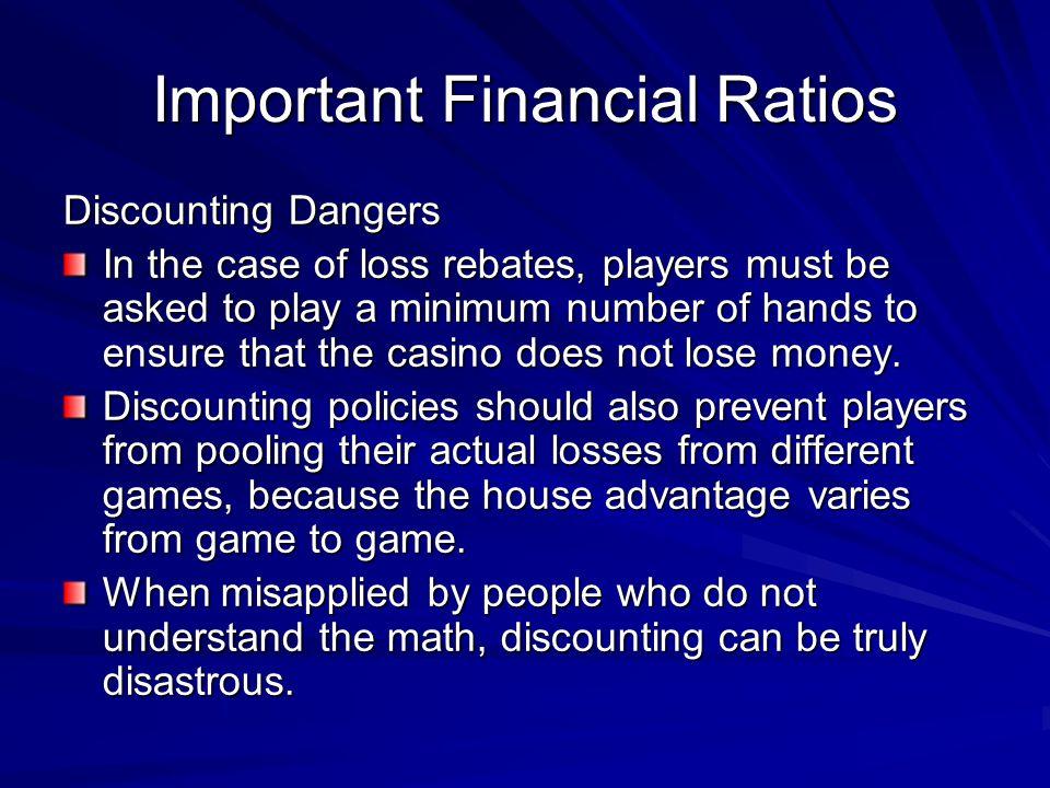 Important Financial Ratios