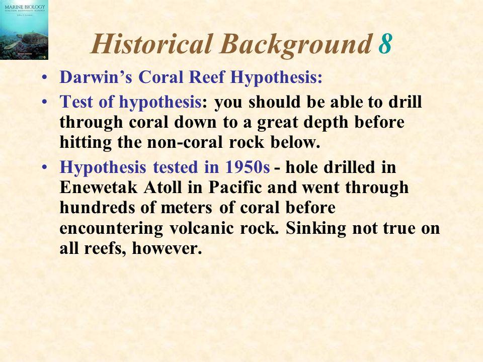 Historical Background 8