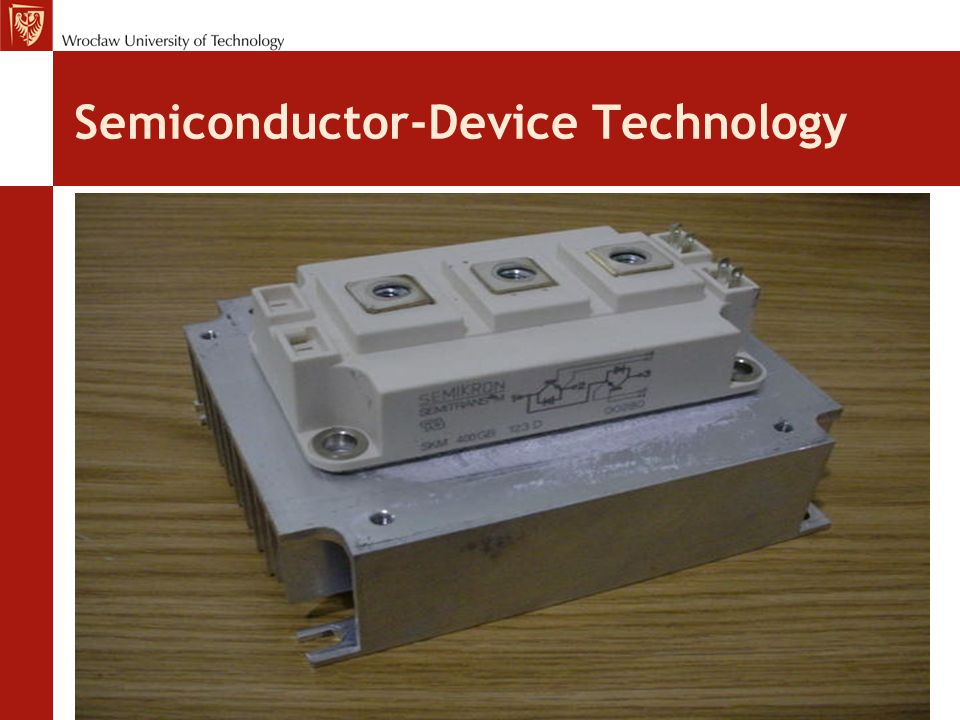 Semiconductor-Device Technology