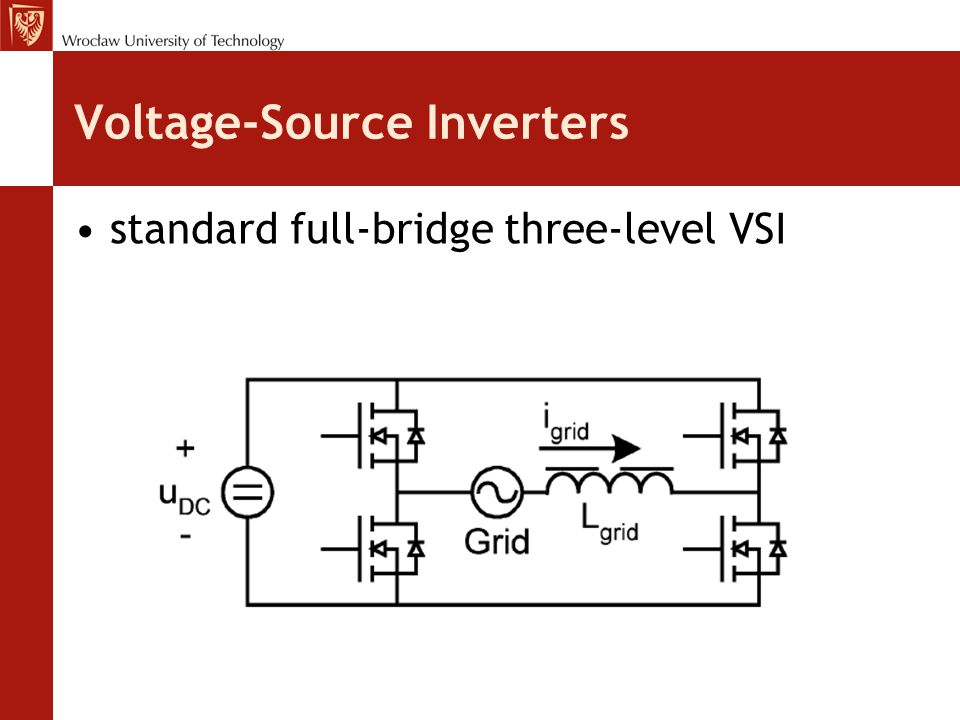 Voltage-Source Inverters
