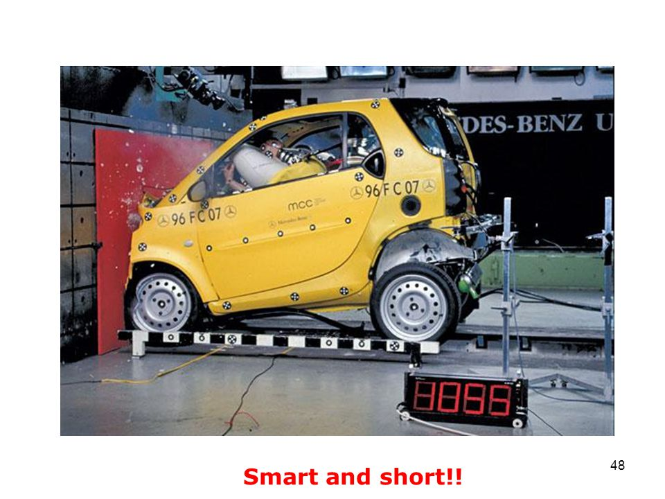 Smart and short!!