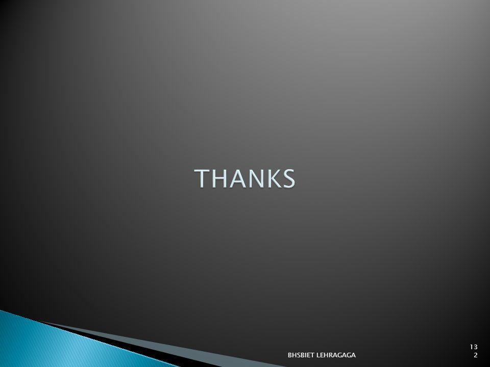 THANKS BHSBIET LEHRAGAGA