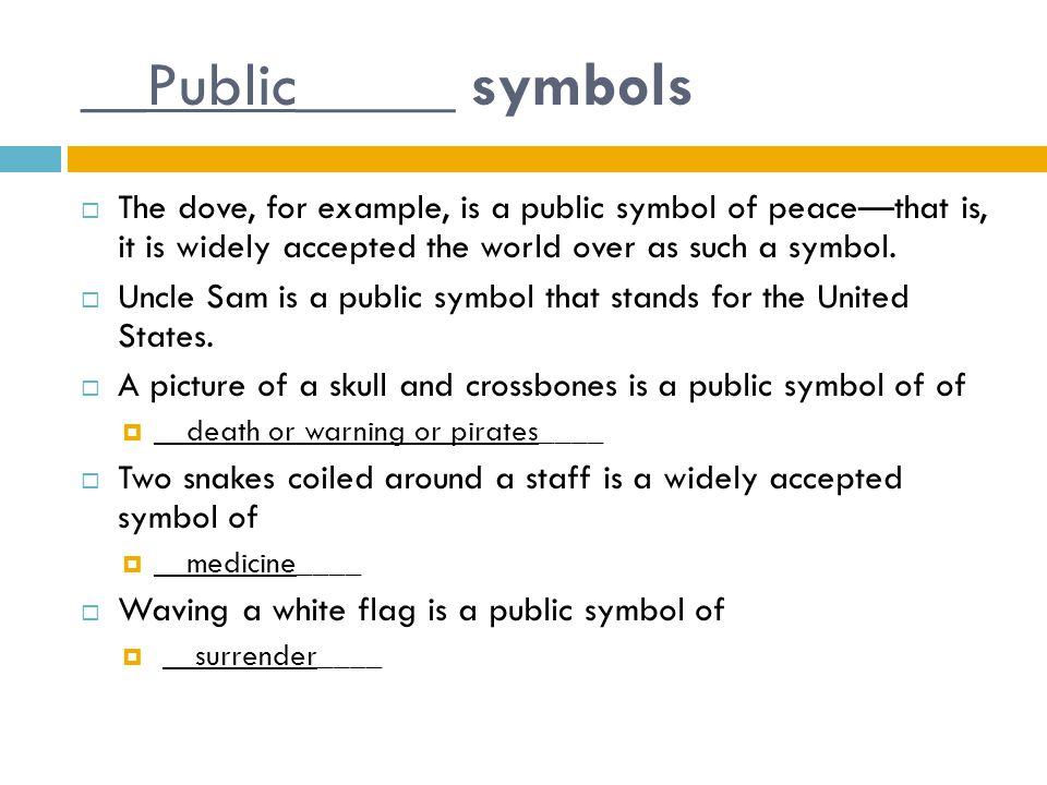 __Public_____ symbols