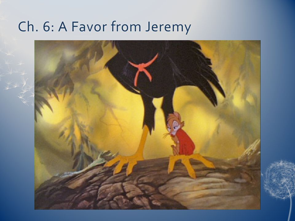 Ch. 6: A Favor from Jeremy