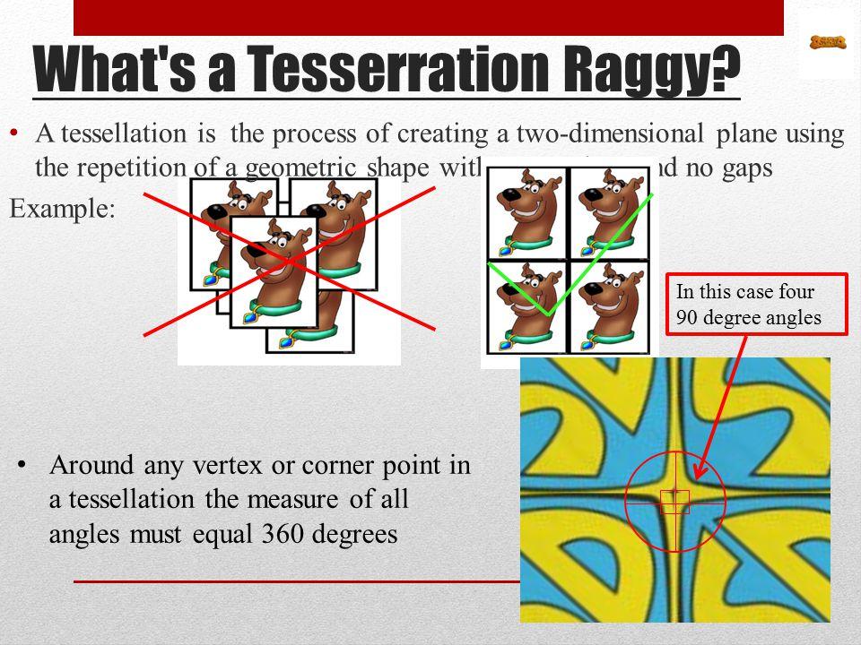 What s a Tesserration Raggy