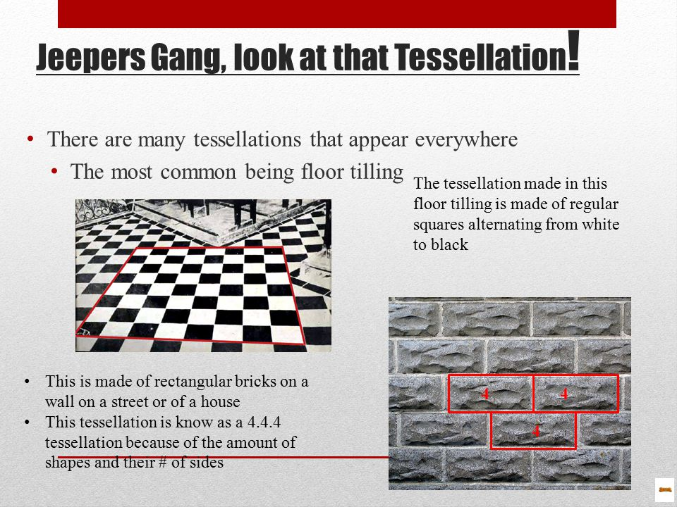 Jeepers Gang, look at that Tessellation!