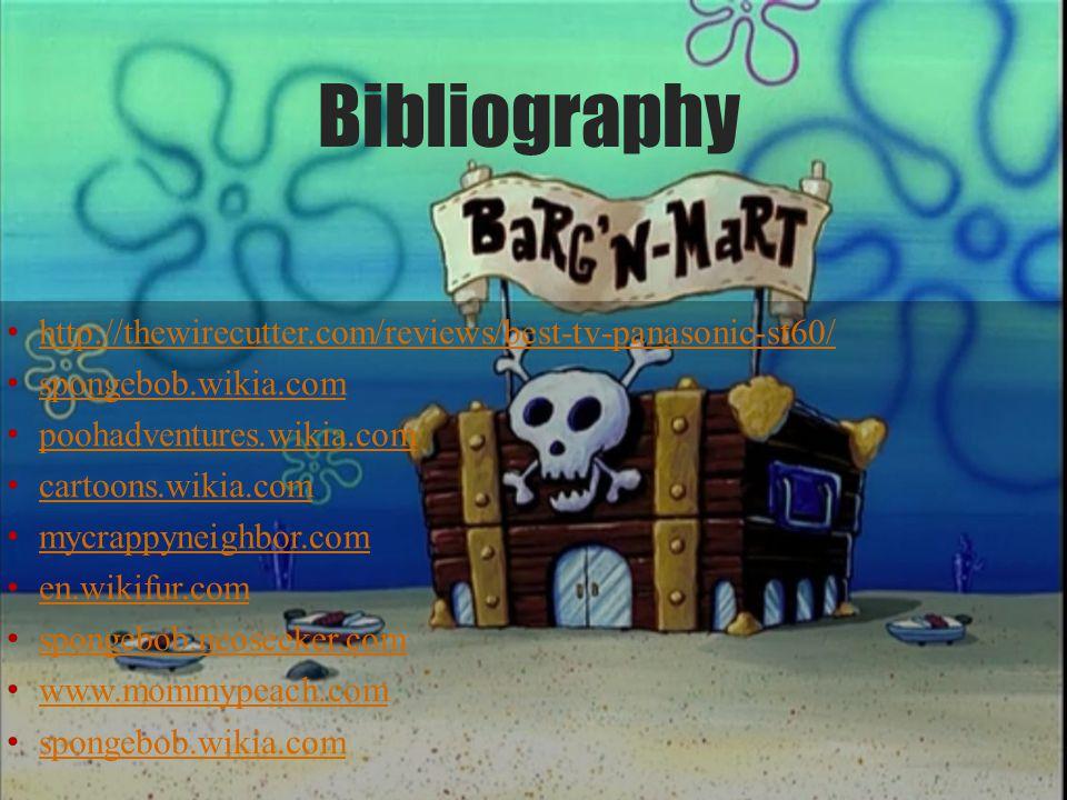 Bibliography http://thewirecutter.com/reviews/best-tv-panasonic-st60/
