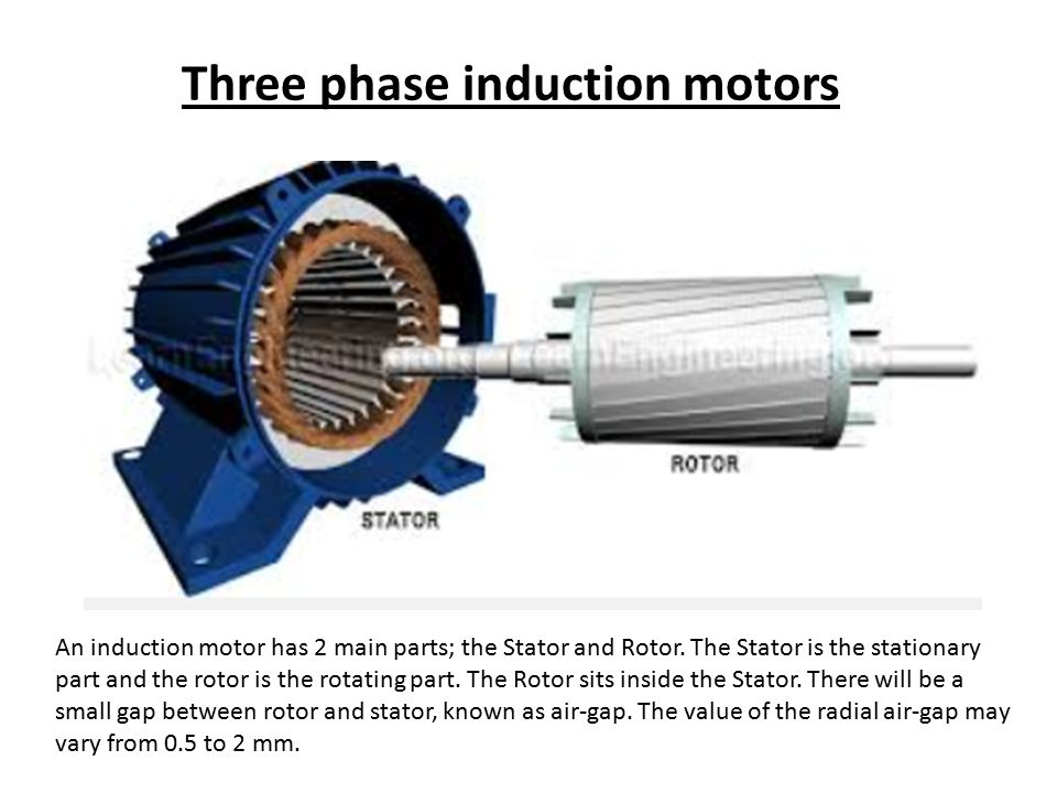 Three phase induction motors ppt video online download for 3 phase induction motor