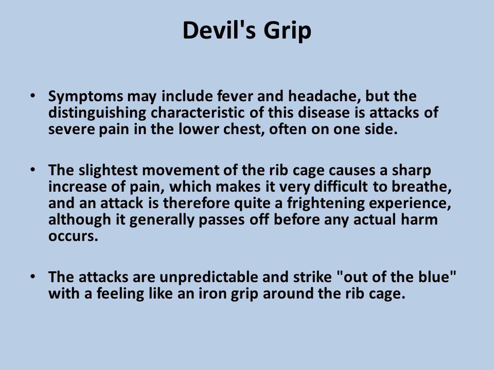 Devil s Grip