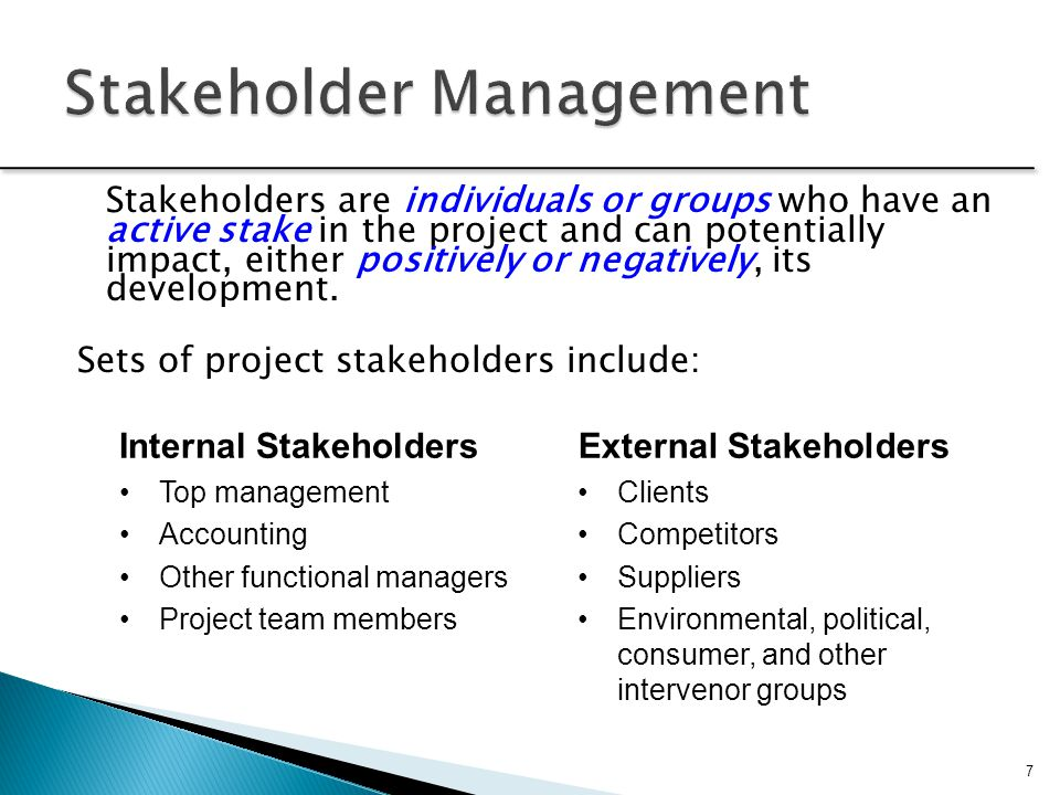 strategic context and stakeholder management essay Stakeholder management is the process by which you identify your key stakeholders and win their support stakeholder analysis is the first stage of this, where you identify and start to understand your most important stakeholders.
