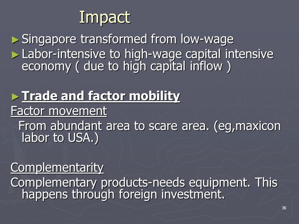 Impact Singapore transformed from low-wage
