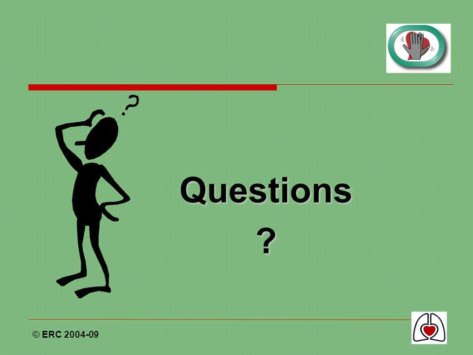 Questions © ERC 2004-09
