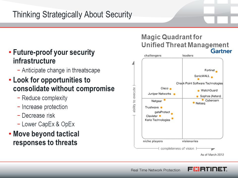 Thinking Strategically About Security