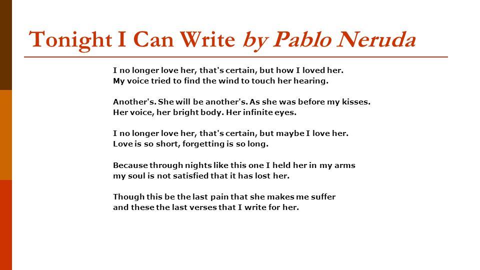 poetry analysis essay powerpoint