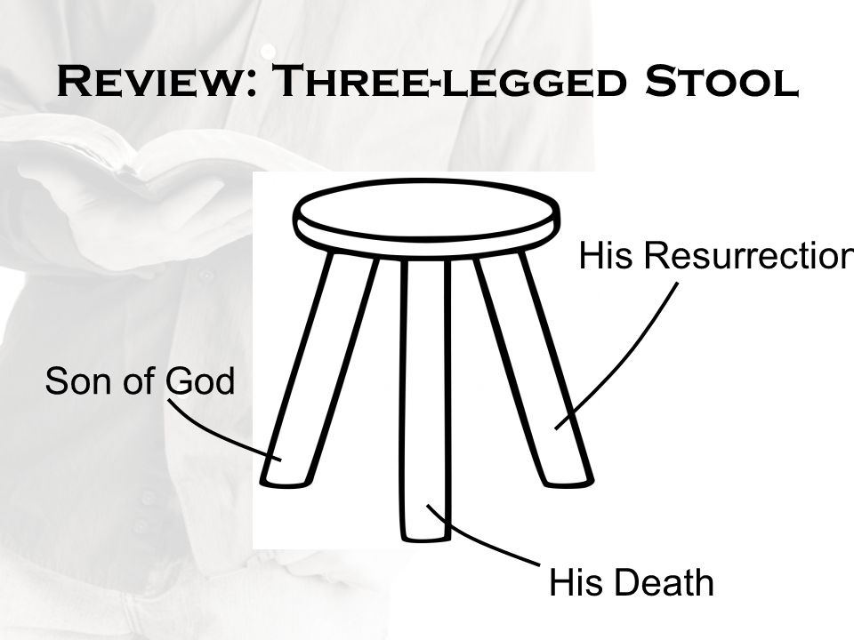 Review: Three-legged Stool