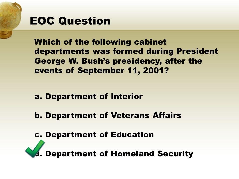 EOC Question