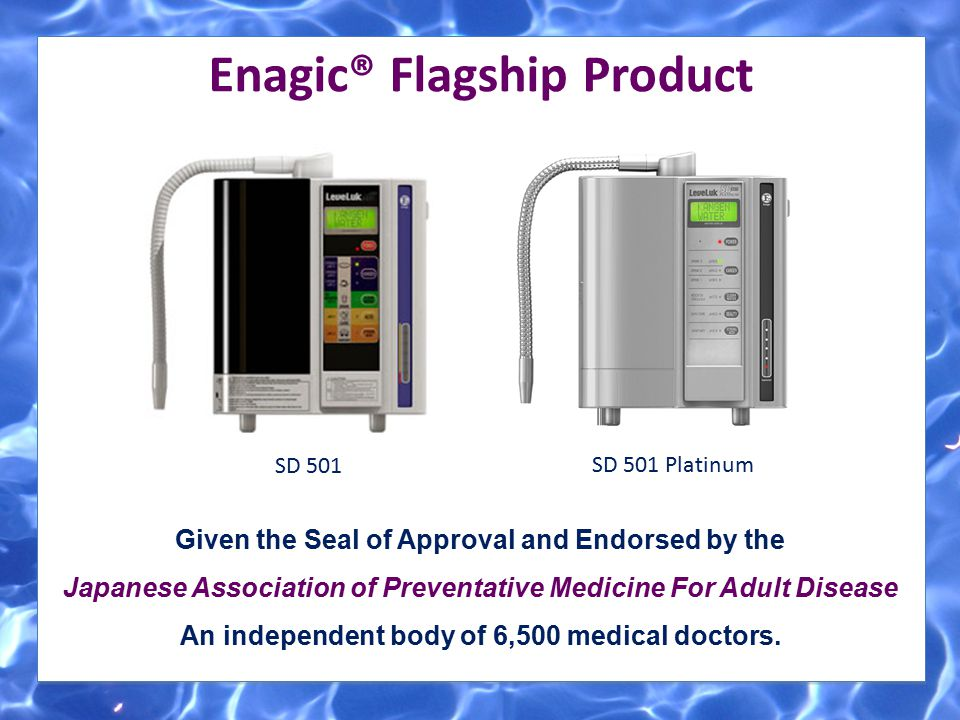 Enagic® Flagship Product