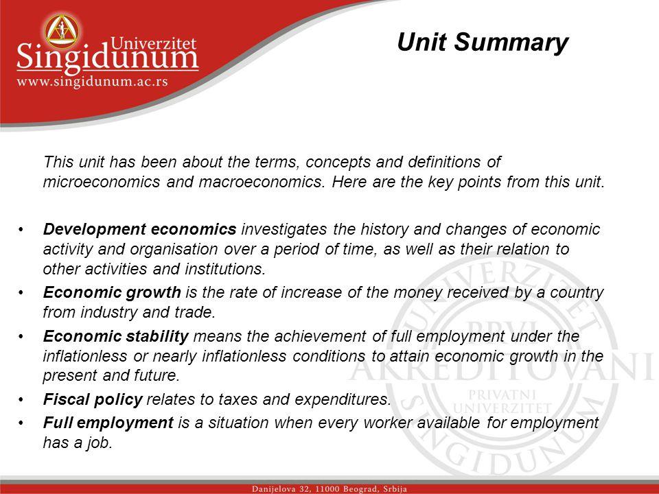 Unit Summary _str. 1