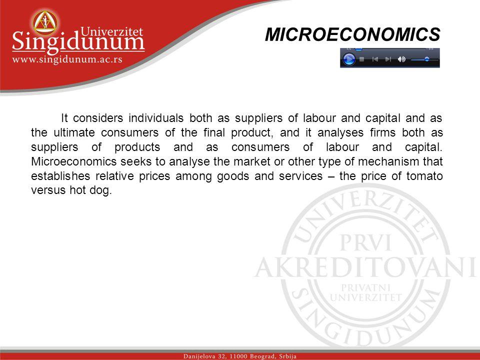 MICROECONOMICS str. 2