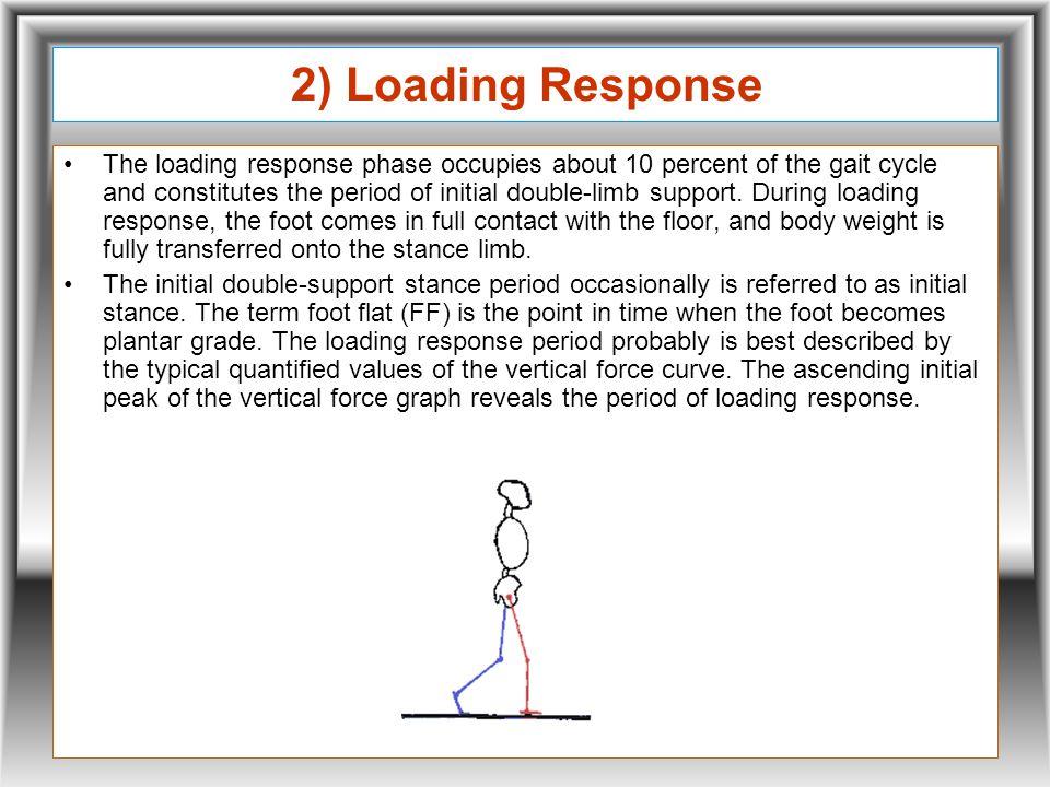 2) Loading Response