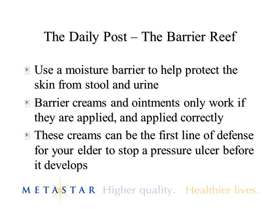 The Daily Post – The Barrier Reef