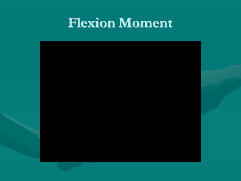 Flexion Moment