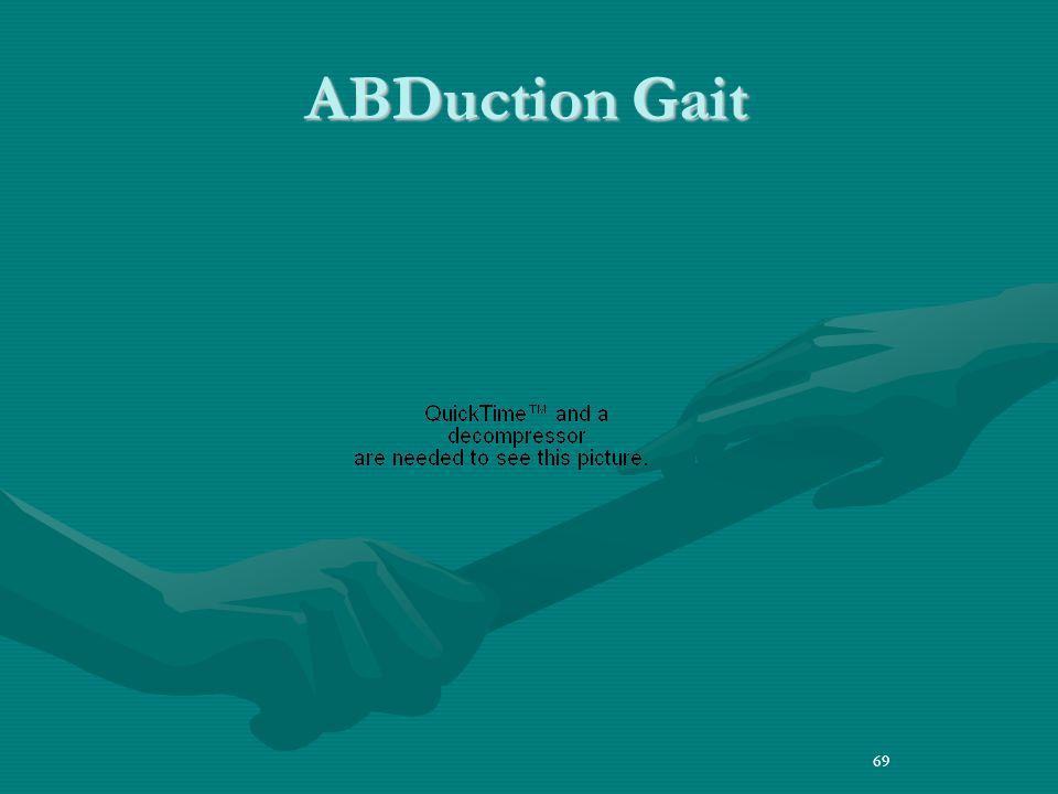 ABDuction Gait 69