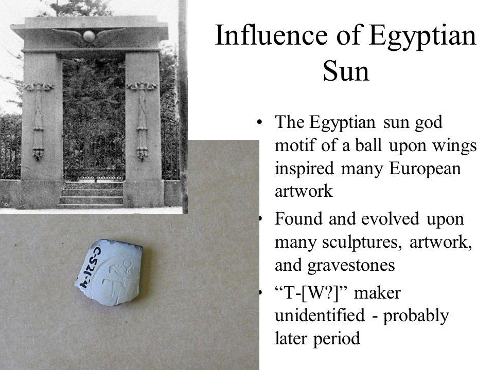 Influence of Egyptian Sun