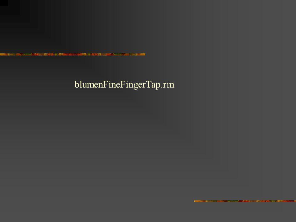 blumenFineFingerTap.rm