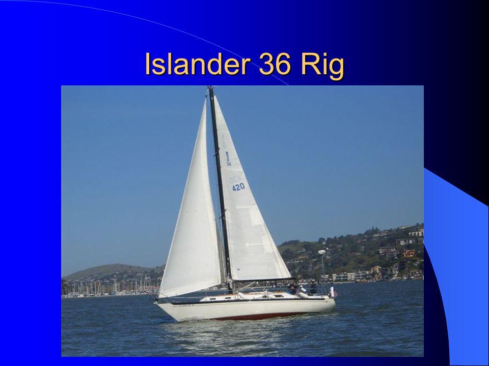Islander 36 Rig