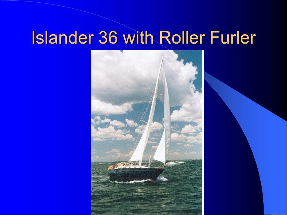 Islander 36 with Roller Furler