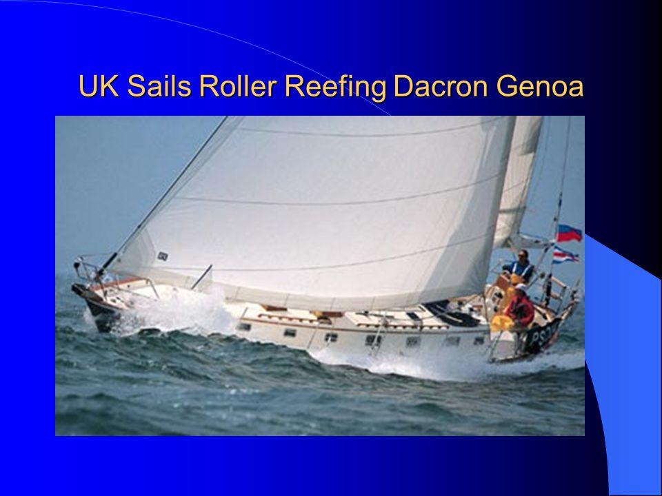 UK Sails Roller Reefing Dacron Genoa