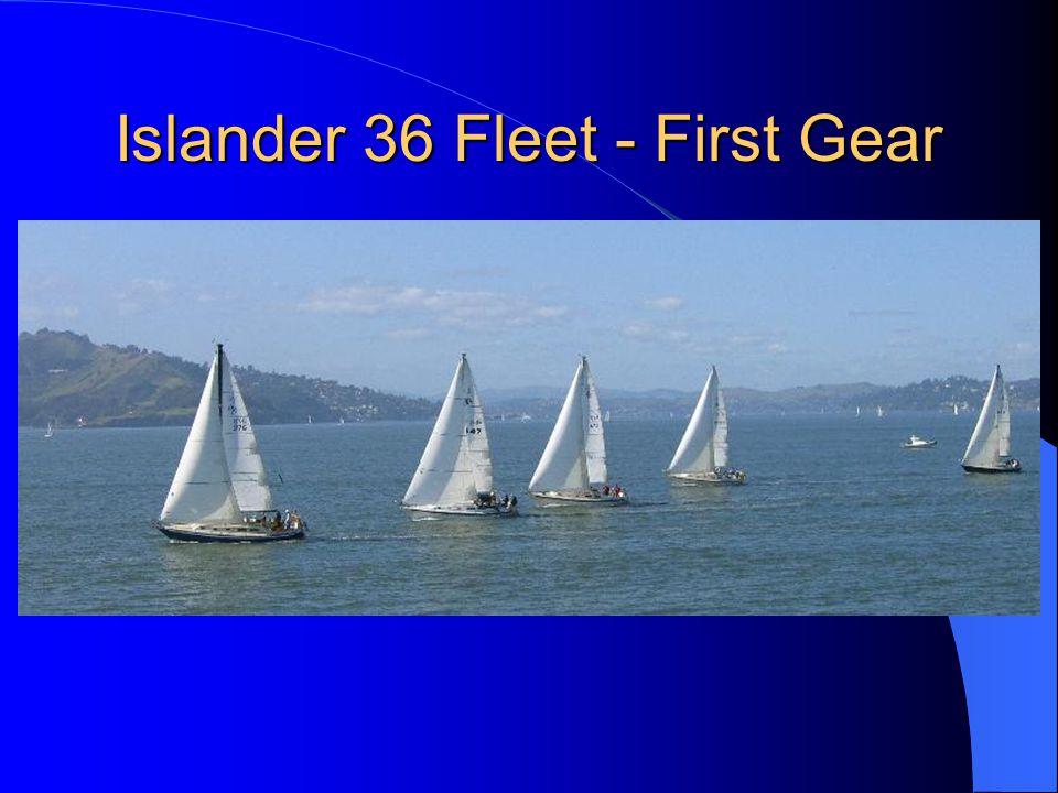 Islander 36 Fleet - First Gear