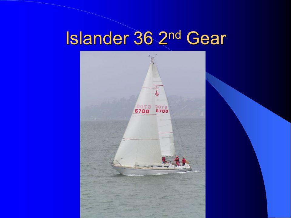 Islander 36 2nd Gear