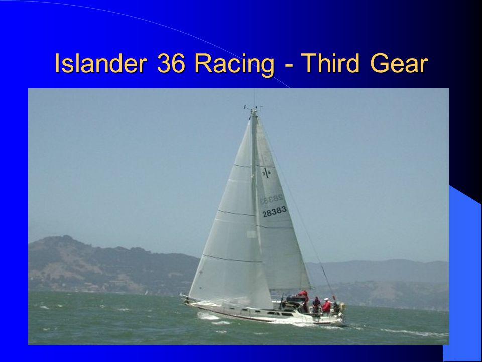Islander 36 Racing - Third Gear