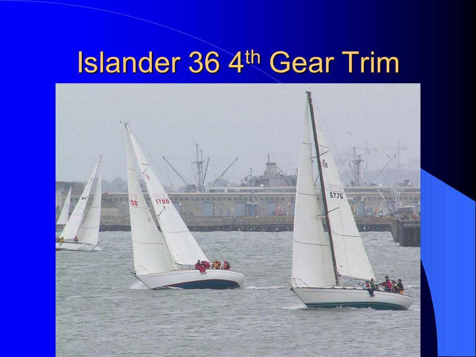 Islander 36 4th Gear Trim