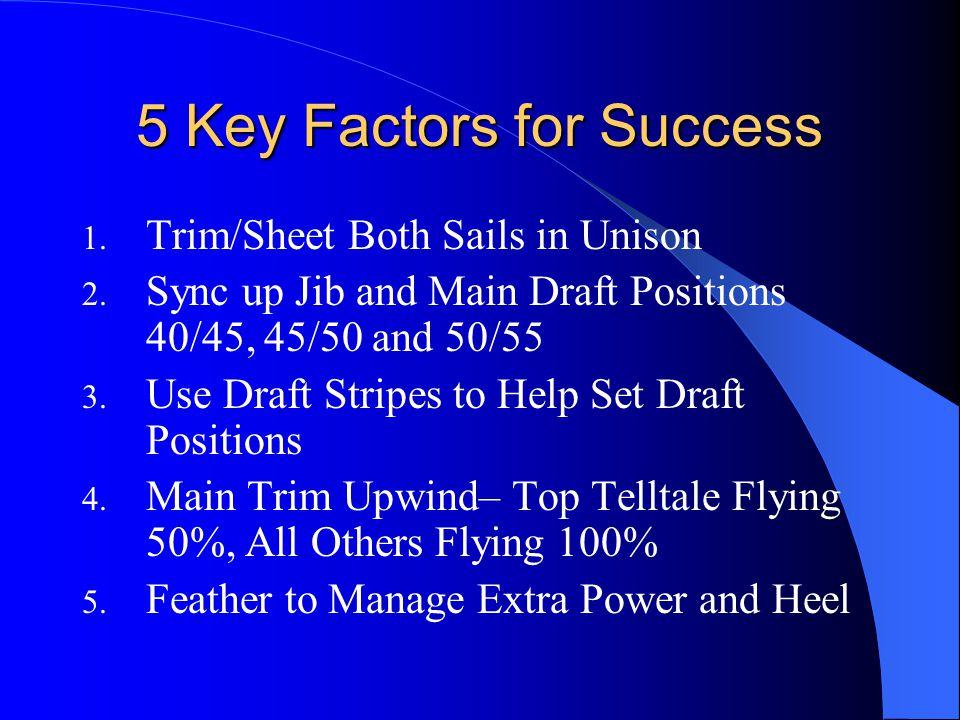 5 Key Factors for Success