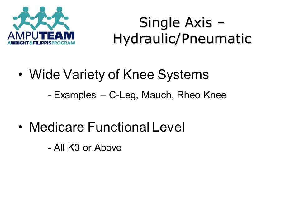 Single Axis – Hydraulic/Pneumatic