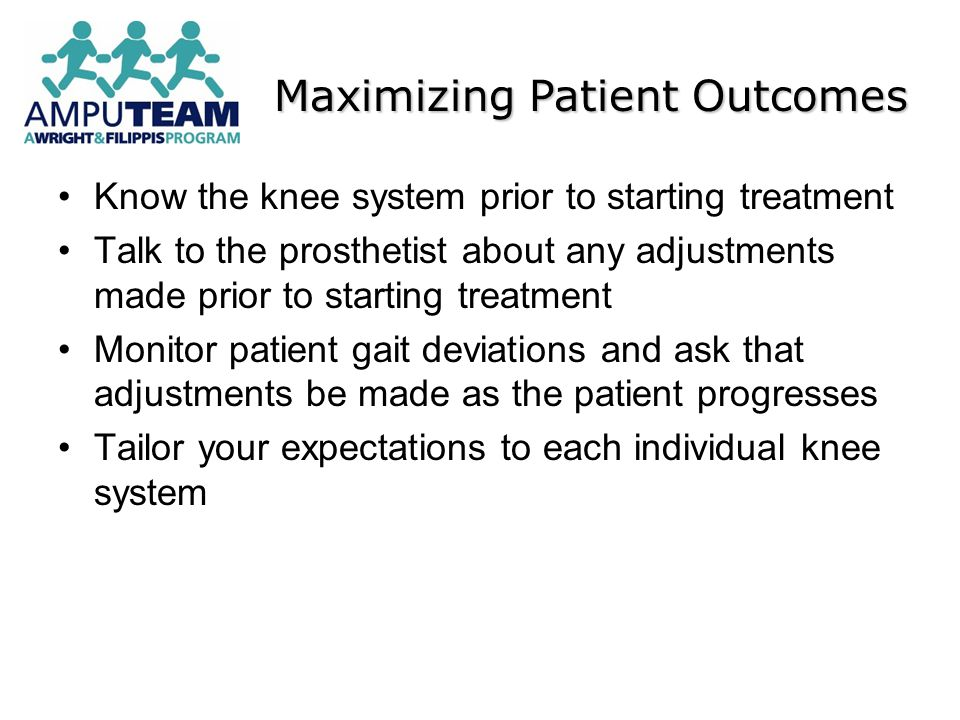 Maximizing Patient Outcomes