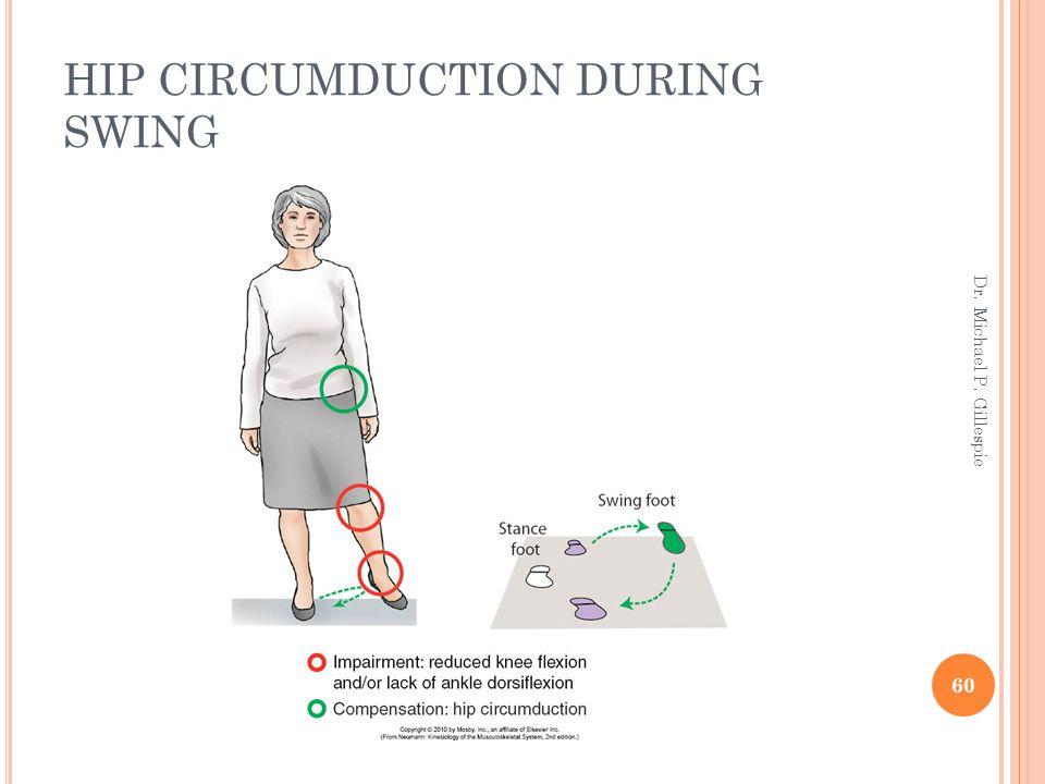 HIP CIRCUMDUCTION DURING SWING