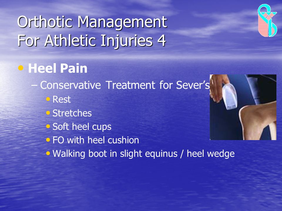 Orthotic Management For Athletic Injuries 4