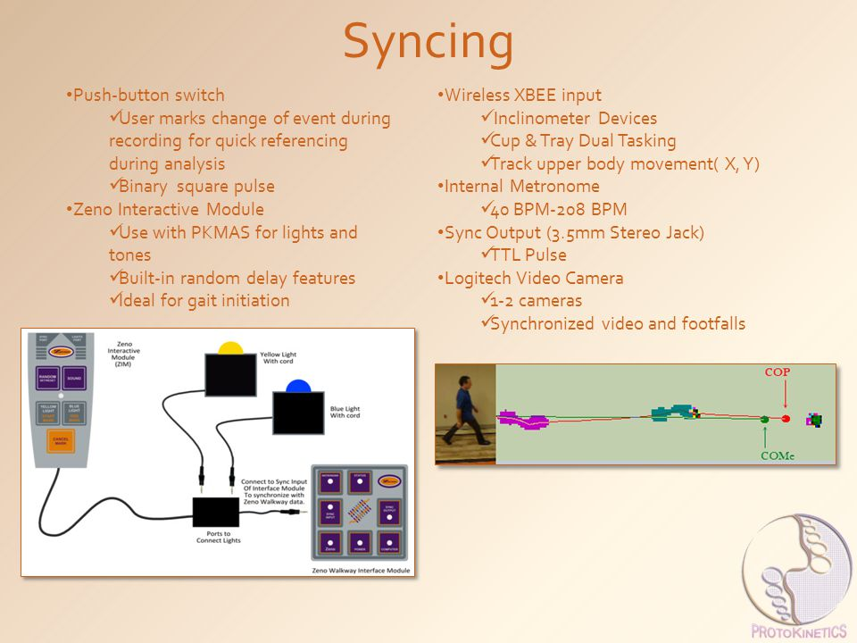 Syncing Push-button switch