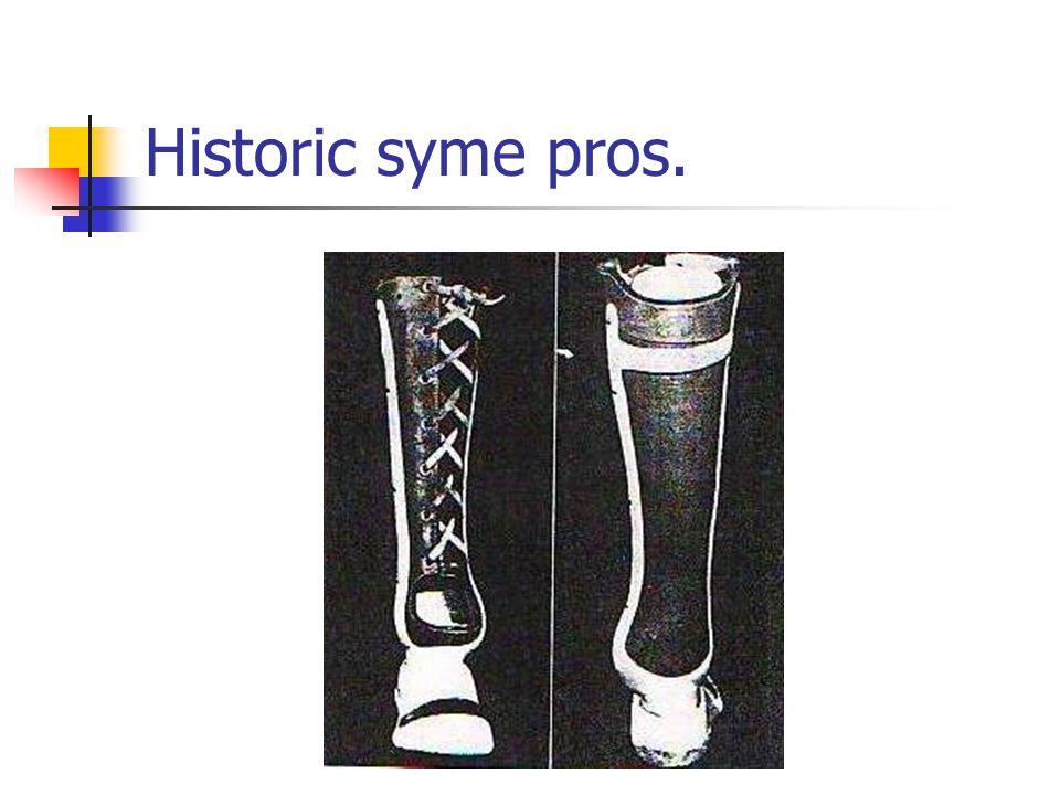 Historic syme pros.