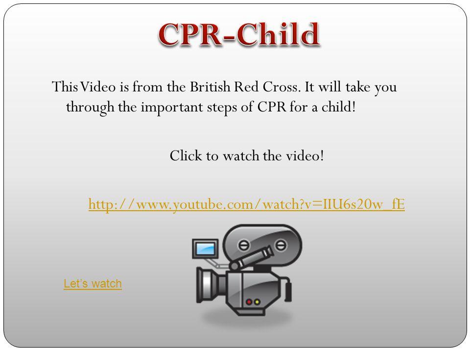 CPR-Child