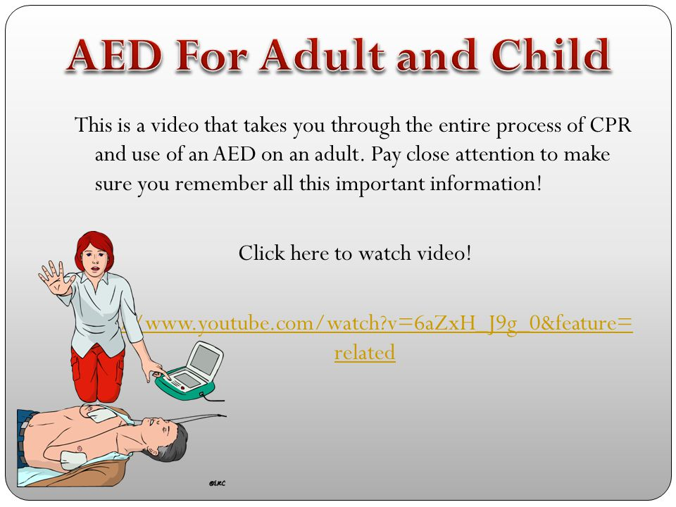 AED For Adult and Child